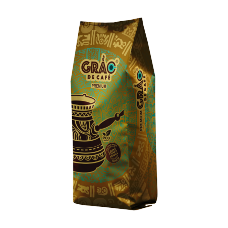 Коробка GRAO DE CAFE PREMIUM 35шт/100г