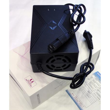 Автоматическое зарядное устройство 72v 5a(84v) для 20s Li-ion, Li-pol, литиевых аккумуляторов для электросамокатов