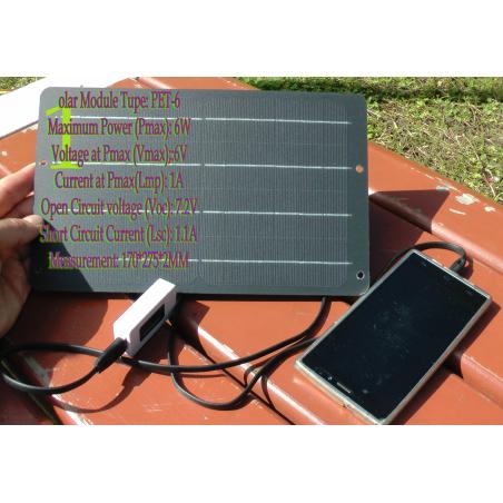 Солнечный модуль SYSP-SO6-SOLAR PANELS