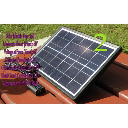 Солнечный модуль   SYSP660-SOLAR PANELS