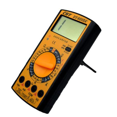 Профессиональный мультиметр CHY DT-9205A+
