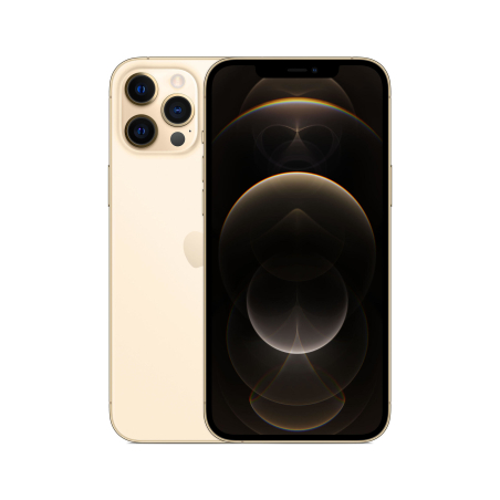 Смартфон Apple iPhone 12 Pro Max 256GB Gold (2SIM)