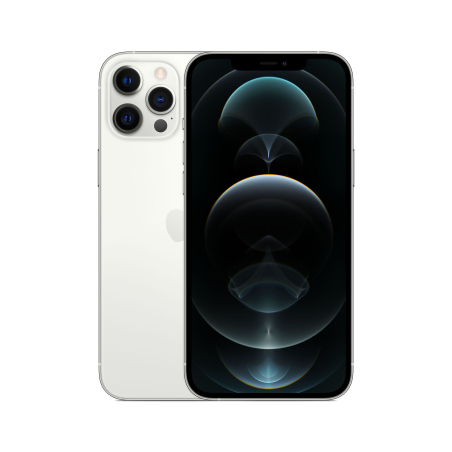 Смартфон Apple iPhone 12 Pro Max 256GB Silver (2SIM)