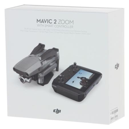 Квадрокоптер DJI Mavic 2 Zoom with Smart Controller
