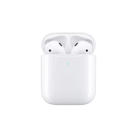 Наушники TWS Apple AirPods с функцией беспроводной зарядки