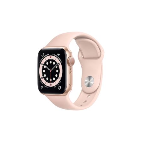 Смарт-часы Apple Watch S6 44mm Gold