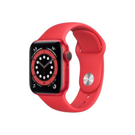 Смарт-часы Apple Watch S6 40mm Red