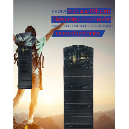 Солнечный модуль   SYSP4S-24SOLAR PANELS BAG