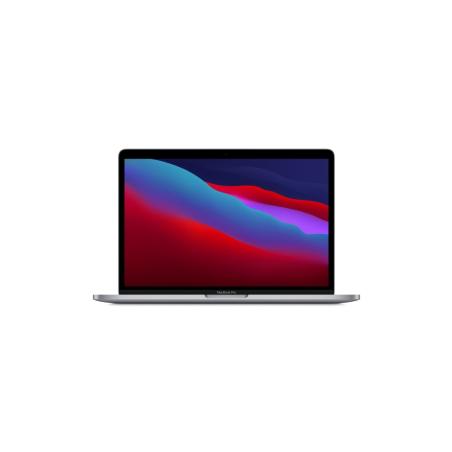 Ноутбук MacBook Pro 13 M1 256 Gray (MYD82RU/A)