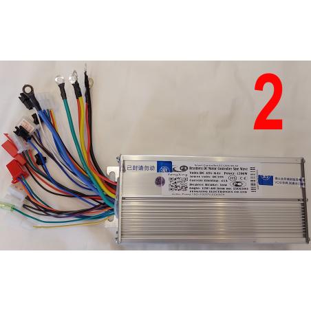 Синусныеконтроллер Smart Controller LSC6303/48-60-64/1200wдля электровелосипедов,электроскутеров иэлектросамокатов