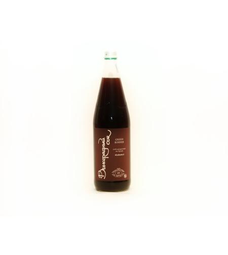 Сок виноградный красный