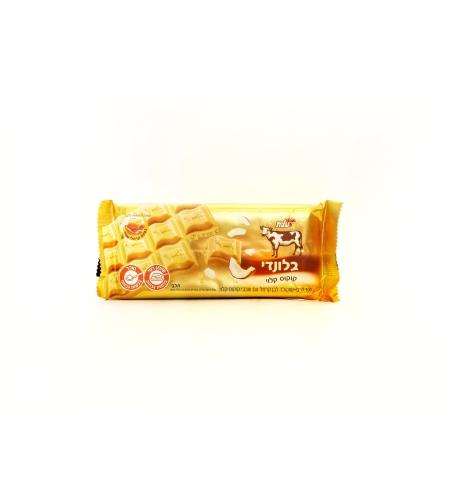 Шоколад белый с кокосом 'Блонди' 'Элит' 100 гр.
