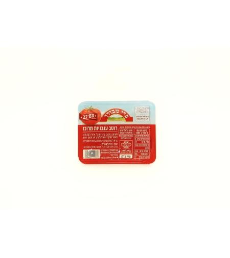 Томатная паста 22% Занлакол 260гр. в пластик. стак. Pri Mevorach