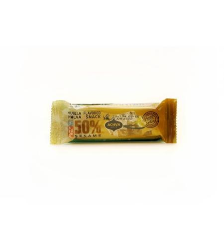 Халва ванильная  батончик 'Achva' 50 гр
