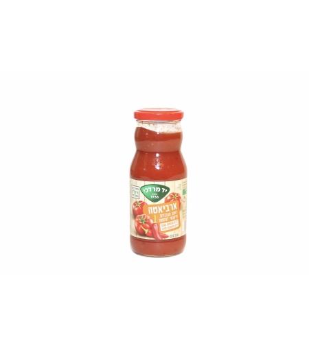 «Аррабиата» пикантный томатный соус для пасты
