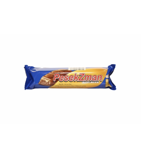 Вафли в шоколаде с кремом фундука 'Песек Зман' 'Элит' 52 гр.