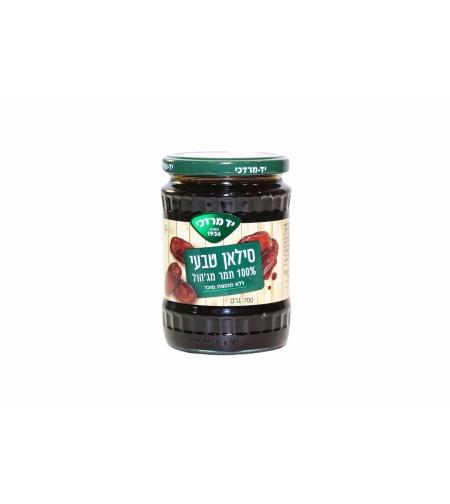 Натуральный финиковый сироп «Силан» 'Ядмордехай'  700 гр