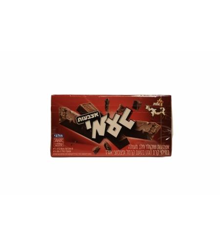 Шоколадные пальчики с возд. рисом и карамелью 'Taami' 86 гр.