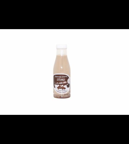 Шоколадный молоч. коктейль
