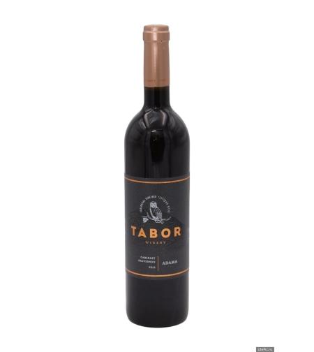Вино  'Тавор Адама Каберне Совиньон' красное/сухое 0,75 л.