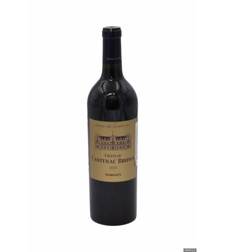 Вино  'Шато Кантенак Браун' сухое/сухое 0,75 л.