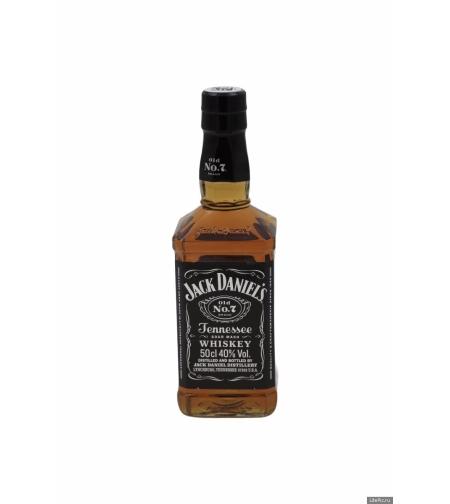 Виски 'Джек Дэниел`с Теннеси Виски' 0,5 л.