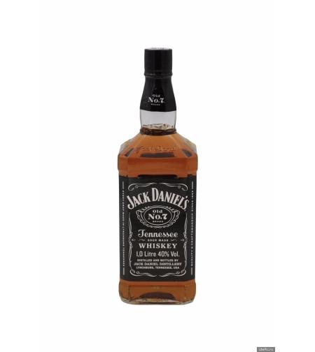 Виски 'Джек Дэниел`с Теннеси Виски' 0,75 л.