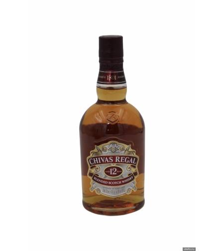 Виски 'Чивас Ригал' п/у 12 лет 0,7 л.