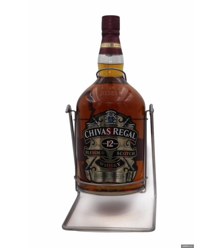 Виски 'Чивас Ригал' п/у 12 лет 4,5 л. 'качели'