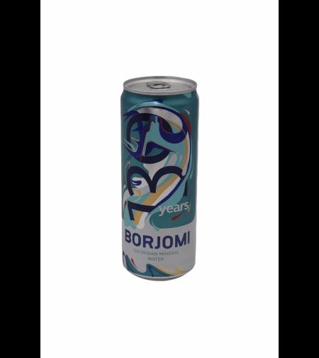Вода Боржоми 0,33л ж/б