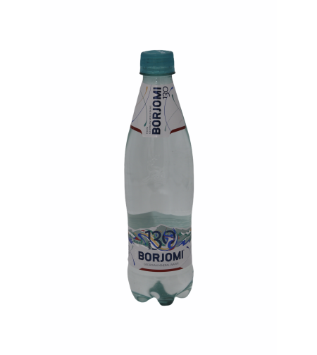 Вода Боржоми 0,5л стекло