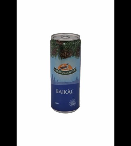 Напиток 'Байкал ' 'Черноголовка' 0,33 л. ж/б