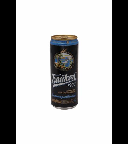 Напиток 'Байкал 1977' 'Черноголовка' 0,33 л. ж/б