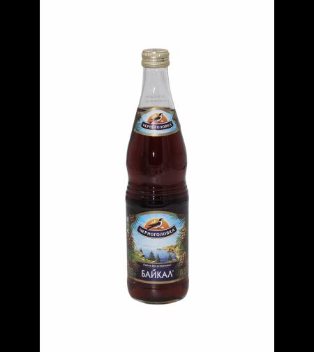 Напиток 'Байкал' 'Черноголовка' 0,5л ст./б.