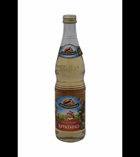 Напиток 'Буратино' 'Черноголовка' 0.5л. ст./б.