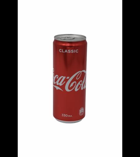 Напиток 'Кока-Кола' 0,33 л. ж/б