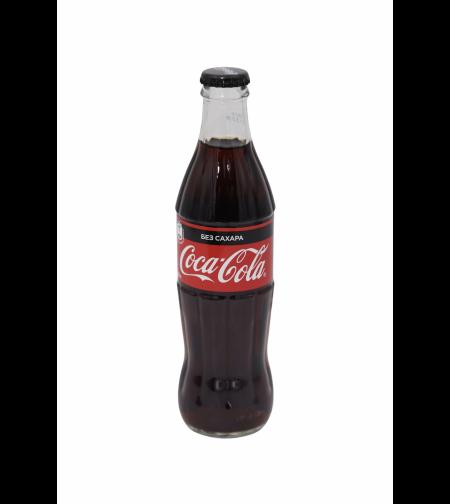 Напиток 'Кока-Кола' Зеро 0,33 л. ст.