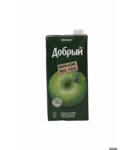 Нектар яблоко 'Добрый' 2 л.