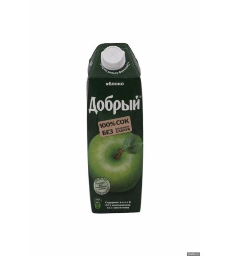 Нектар яблочный 'Добрый' 1л.