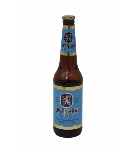 Пиво 'Ловенбраун' светлое 0,5 л.