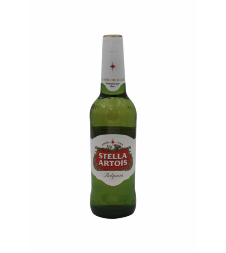 Пиво 'Стелла Артуа' светлое 0,5 л.