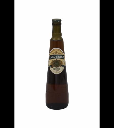 Пиво 'Хамовники Венское' 0,5 л.
