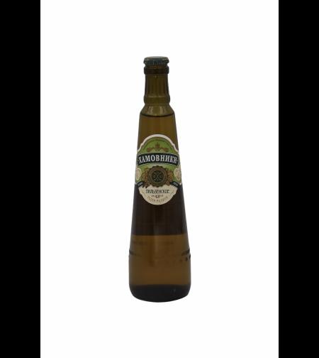 Пиво 'Хамовники Пильзенское' 0,5 л.