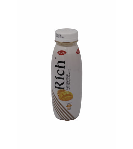 Сок манго-апельсин 'Рич' 0,33 л.