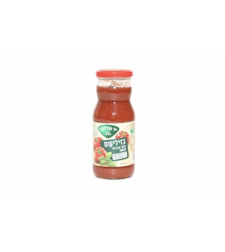 «Базилик» томатный соус 'Ядмордехай'  350 гр