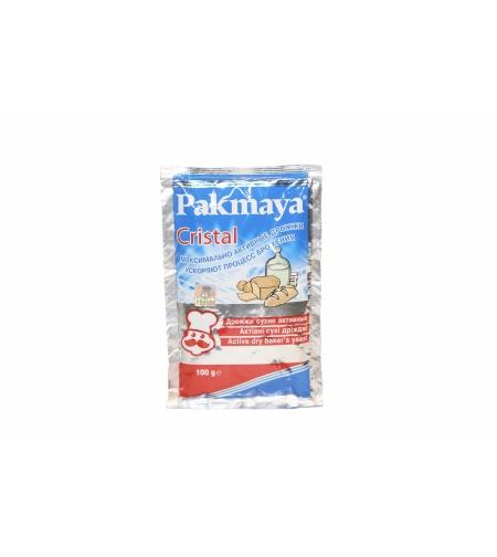Дрожжи максимально активные 100 гр. 'Pakmaya Cristal'