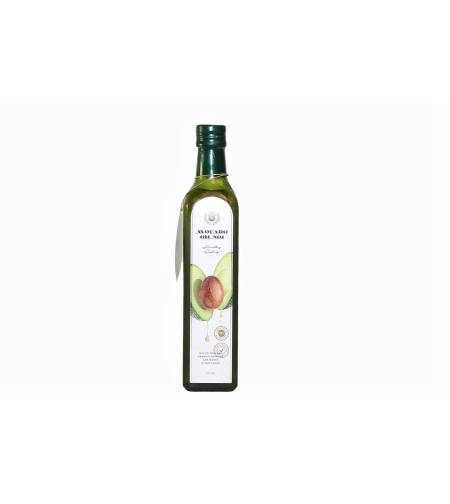 Масло авокадо 'Avocado Oil №1' 0,5 л