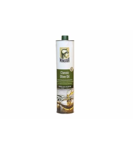 Масло оливковое 'Минерва' Extra Virgin 0.75 л. ж/б