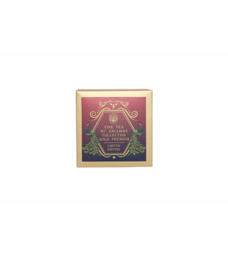 Ассам Бокел (плант. чёрн. чай Индия) 'Zallman' 100 гр.