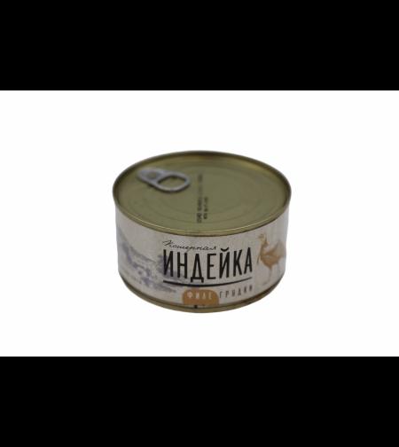 Консервы мясные 'Индейка филе грудки'  'Старково' 325 гр